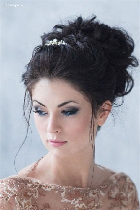 17 Best Ideas About Messy Wedding Updo On Pinterest