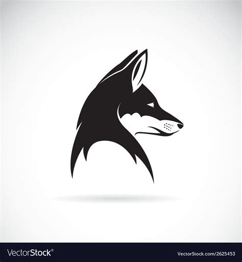 Free download fox svg icons for logos, websites and mobile apps, useable in sketch or adobe illustrator. Image of an fox head Royalty Free Vector Image