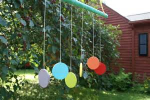 Homemade Wind Chimes for Kids