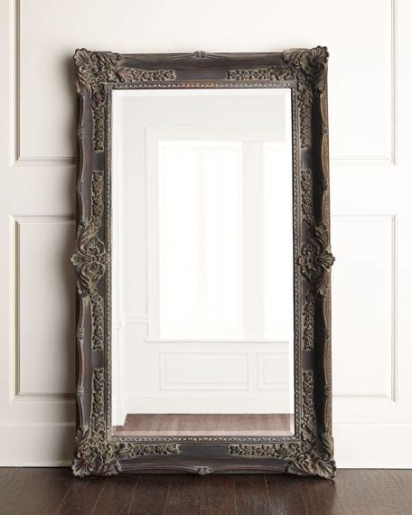 floor mirror vintage quot antique french quot floor mirror neiman marcus