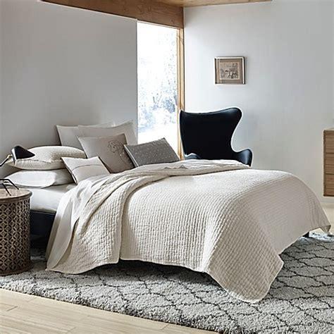 ed ellen degeneres vintage matelasse coverlet set bed