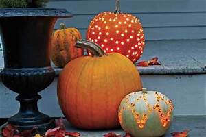 31 Days of Autumn Bliss Day 16} Chic Pumpkins The