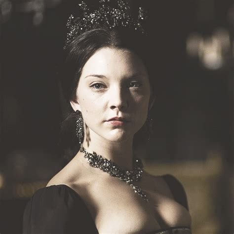 natalie dormer boleyn for the of tudor on boleyn tudor