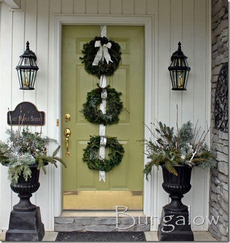 winter porch  winter outdoor decorating ideas