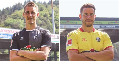 The sleeves feature a fingerprint pattern that nike has used on several club and national team jerseys over the past year. SC Freiburg 20-21 Away & Third Kits Released - Footy Headlines