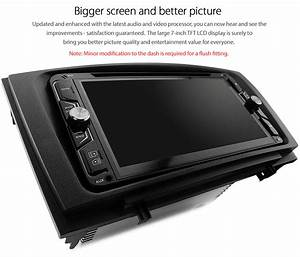 7 U0026quot  Toyota Avensis T270 Car Dvd Gps Player Sat Nav Head