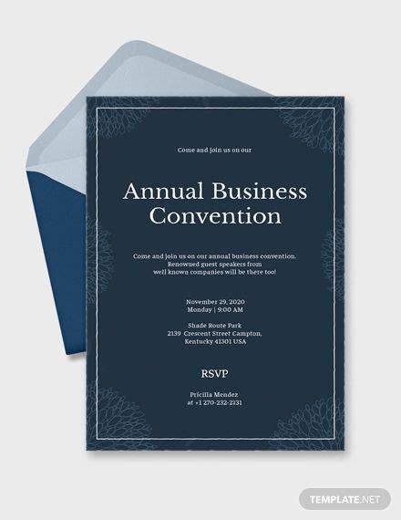 Business Event Invitation Business invitation Event