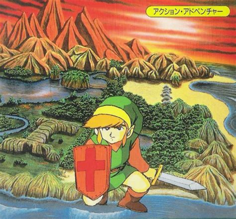 So Hows About This A New Zelda Game With A Retro Zelda