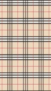 Burberry Pattern iPhone 6 / 6 Plus and iPhone 5/4 Wallpapers