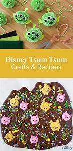 disney tsum tsum crafts and recipes disney family