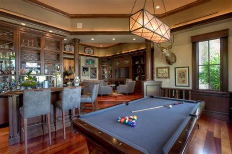 Dining Room Pool Table Combo by A Few Decor Ideas And Suggestions For Your Billiards Room