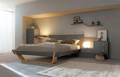 chambre a coucher en noir et blanc décoration chambre adulte quelques exemples qui font rêver