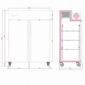 Tefcold Gastro Rf1420p Commercial Freezer