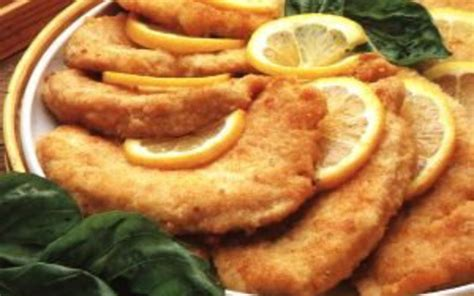 cuisine escalope de dinde recette escalopes de dinde panées économique et simple