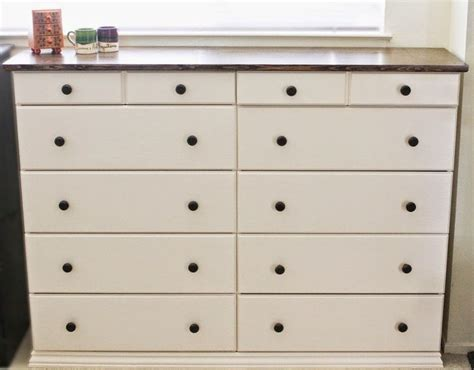 Ikea Tarva 6 Drawer Dresser Assembly by 17 Best Images About Ikea Hacks On Ottomans