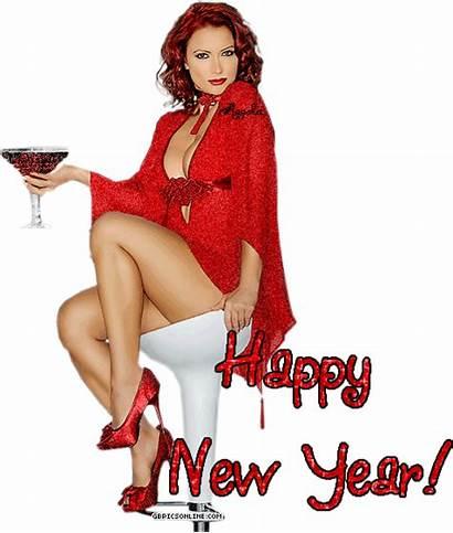 Happy Gifs Femme Gb Merry Jahr Neues