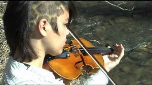 Crystallize- Lindsey Stirling Cover- Mia Asano - YouTube