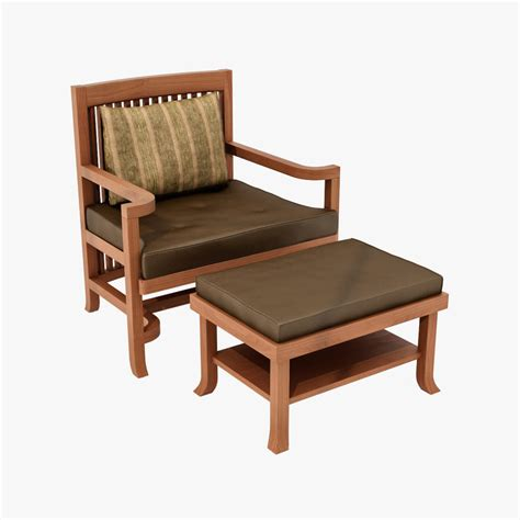 spindle chair and ottoman max frank lloyd spindle chair ottoman
