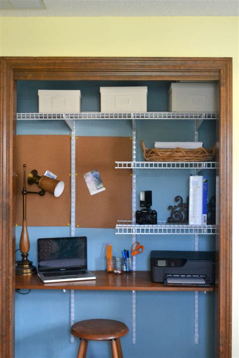 Turning A Closet Into An Office by Office Space Converting Your Closet Into An Office