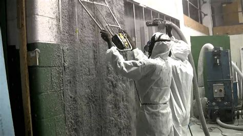 cellulose insulation demonstration youtube