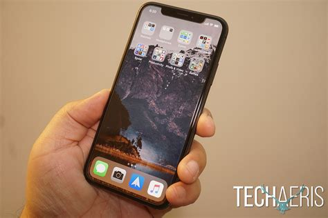 iphone screen isnt working iphone x review apple doesn t hit a home run but gets a