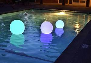 Color Changing Floating Pool Lights Floating Pool Light Rainbow Orb 1 Piece Floating
