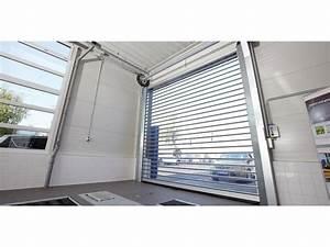 Porte De Garage A Enroulement : porte sectionnelle vitr e enroulement rapide contact ~ Dailycaller-alerts.com Idées de Décoration