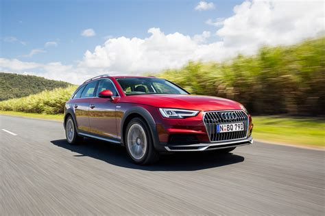 Review Audi A4 by 2017 Audi A4 Allroad Review Photos Caradvice