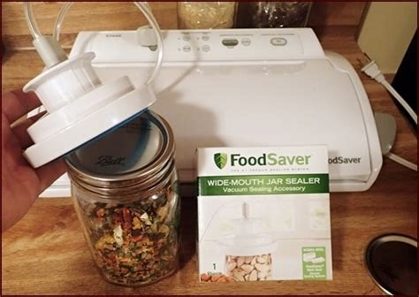 jar vacuum sealer machine     sealing