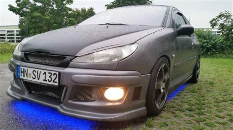 Peugeot 206 For Sale by Peugeot 206 Tuning For Sale