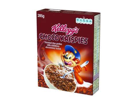 Brokastu pārslas Kelloggs Choco Krispies, 285g