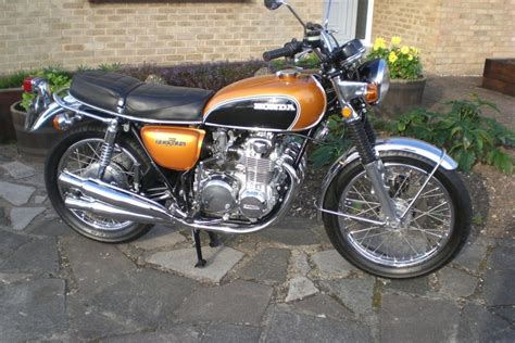 Cb500 For Sale by Restored Honda Cb500 Four 1972 Photographs At Classic