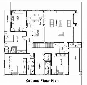 Ghana House Plans – Padi House Plan