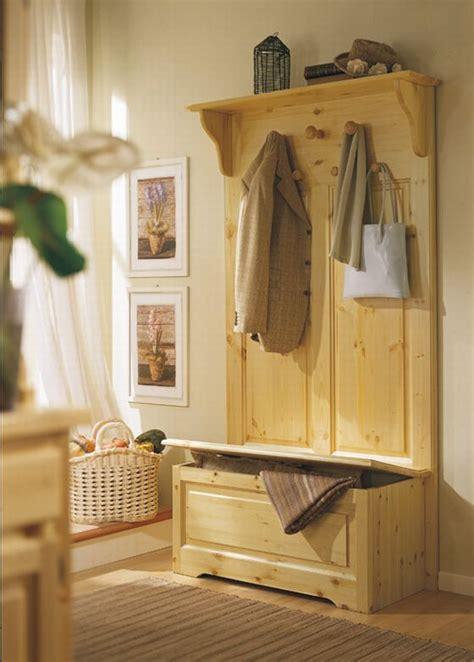 arredamento per ingresso arredamento in pino per l ingresso cassapanca in pino