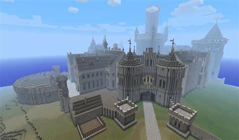 kings castle minecraft building