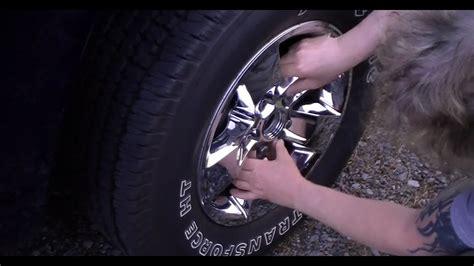 chrome wheel skins  ram truck  car