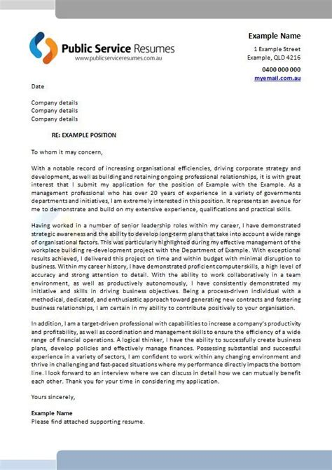 Selection Criteria Cover Letter by 9 Best Selection Criteria Writers Images On