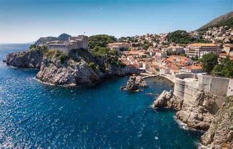 Stari Grad Old Town Dubrovnik Croatia Where In The