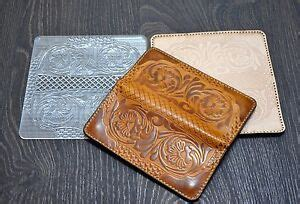 sheridan leather embossing plate  designs  stamping