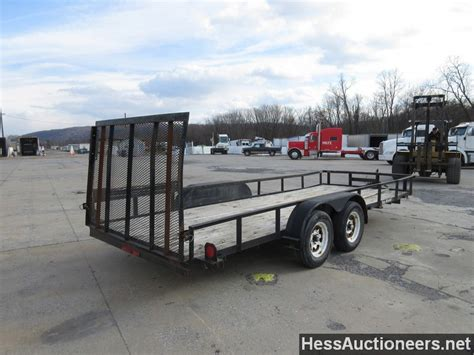 Used 2008 Top Brand . Open Car Carrier Trailer For Sale In