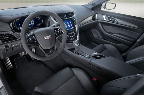 cadillac adds carbon black sport package   ats