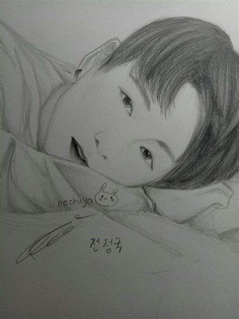 Best Bts Drawing Easy Ideas And Images On Bing Find What You Ll Love