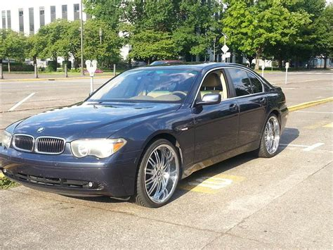 745i 2002 Bmw by 2002 Bmw 745i Panjo