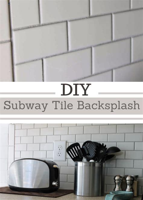 backsplash subway tile best ideas about subway tile