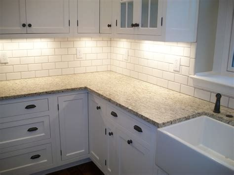 subway tile kitchen backsplash ideas white tile kitchen backsplashes shade of white subway