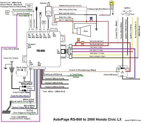 Honda Accord Ignition Wiring Diagram