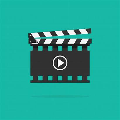 Clapperboard Vector Filmstrip Isolated Premium Freepik Slate