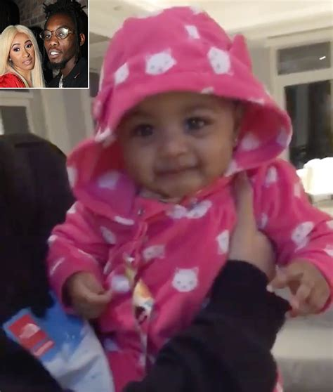 Cardi B Shares a Sweet and Rare Video of Baby Kulture ...