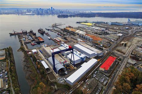 Shipyard Modernization Project - Seaspan