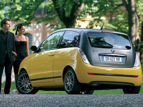 Lancia Ypsilon Sport 2007 By Momodesign 1 Image